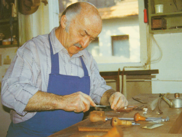 Lothar Seifert | Old Master
